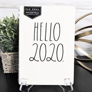 Rae Dunn 2020 Planner
